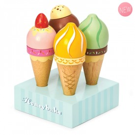 Ice cream toys by Le toy van
