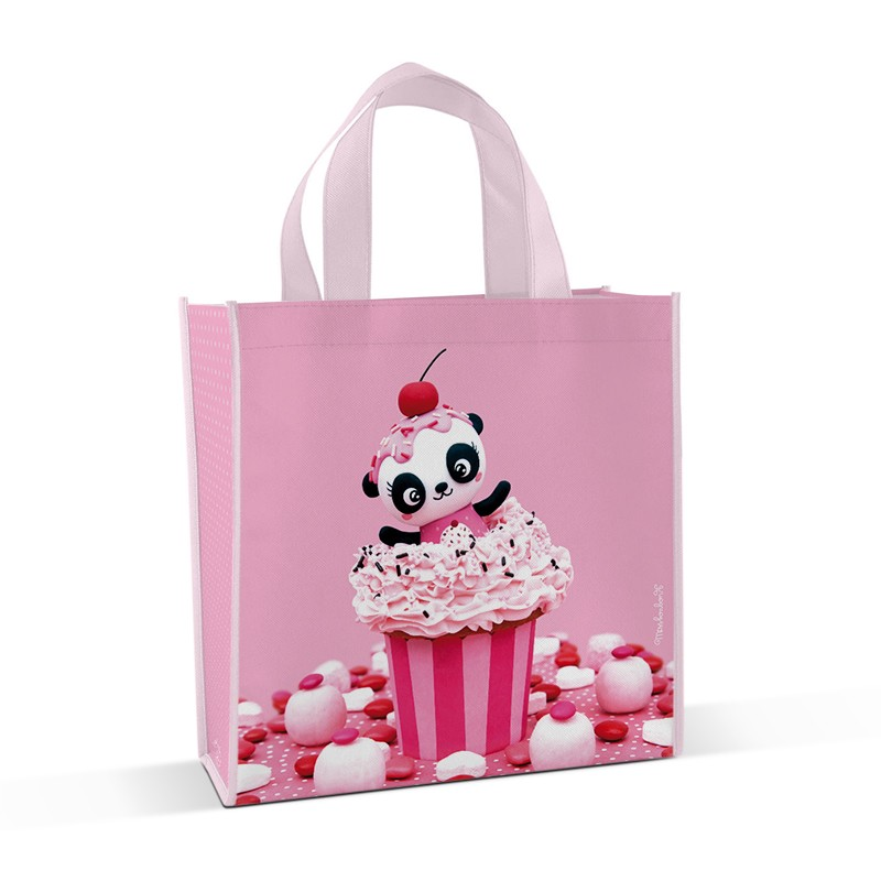 Shopping bag Panda Kawaii by Missbonbon