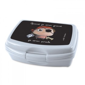 Lunch box Pirate