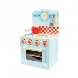 Oven and Hob Blue by Le toy van