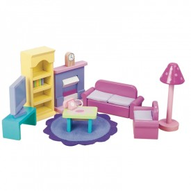 Sugar Plum Master sitting room by Le toy van