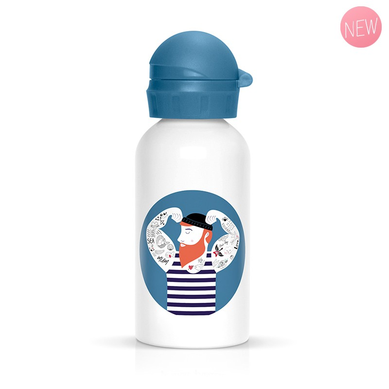 Sailor children flask by Zabeil