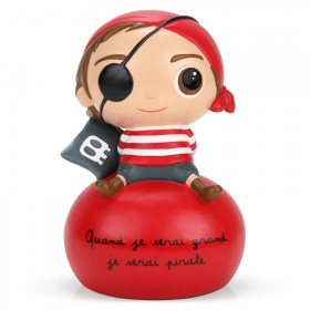 Money box Pirate
